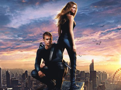 watch Divergent streaming