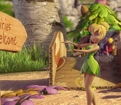 Tinker Bell and the Great Fairy Rescue online