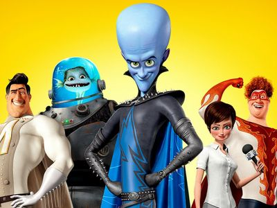 watch Megamind streaming