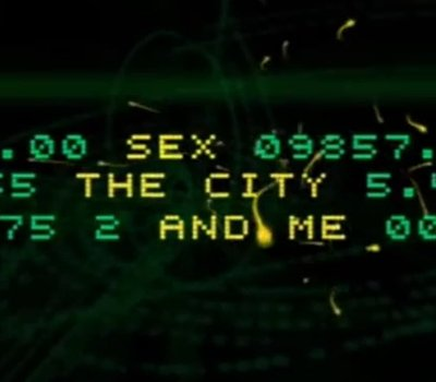 Sex, the City and Me online