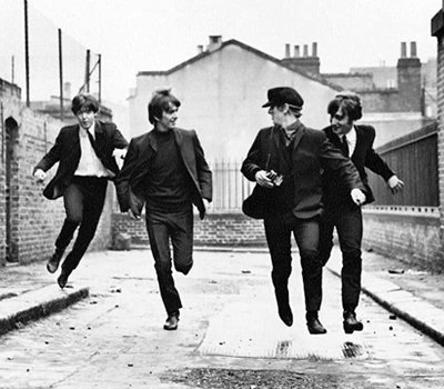 A Hard Day's Night online