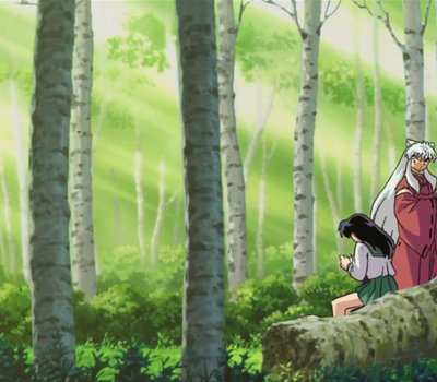 Inuyasha the Movie 2: The Castle Beyond the Looking Glass online