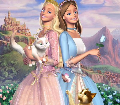 Barbie as The Princess & the Pauper online