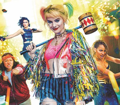 Birds of Prey (and the Fantabulous Emancipation of One Harley Quinn) online