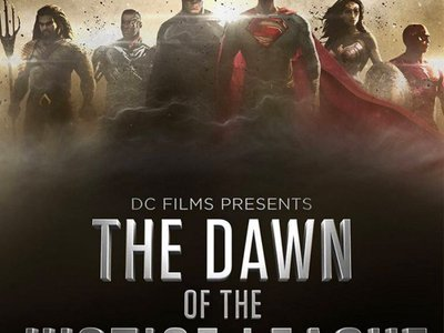 watch DC Films Presents Dawn of the Justice League streaming