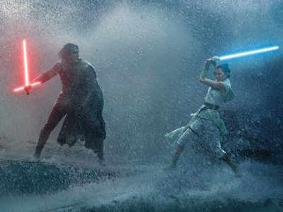 watch Star Wars: The Rise of Skywalker streaming
