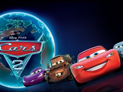 watch Cars 2 streaming