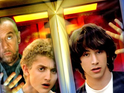 watch Bill & Ted's Excellent Adventure streaming