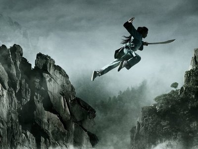 watch Crouching Tiger, Hidden Dragon: Sword of Destiny streaming