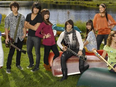 watch Camp Rock streaming