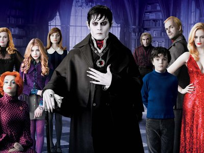 watch Dark Shadows streaming
