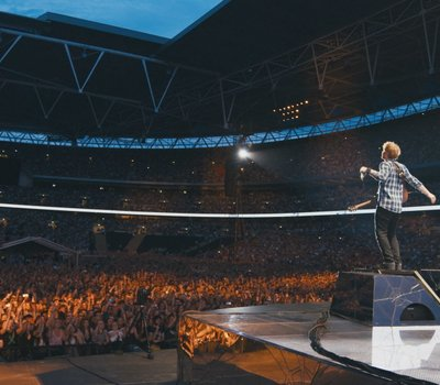 Ed Sheeran: Jumpers for Goalposts online