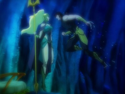 watch Justice League: Throne of Atlantis streaming
