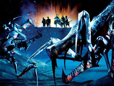 watch Starship Troopers 2: Hero of the Federation streaming