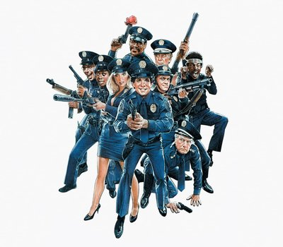 Police Academy 2: Their First Assignment online