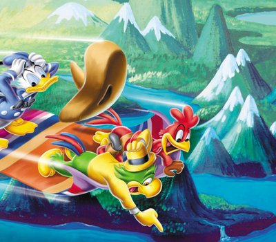 The Three Caballeros online