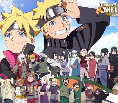 NARUTO to BORUTO The Live 2019 online
