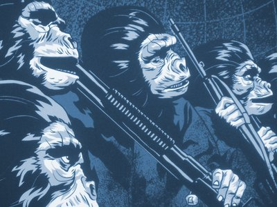 watch Conquest of the Planet of the Apes streaming