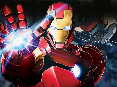 watch Iron Man: Rise of Technovore streaming