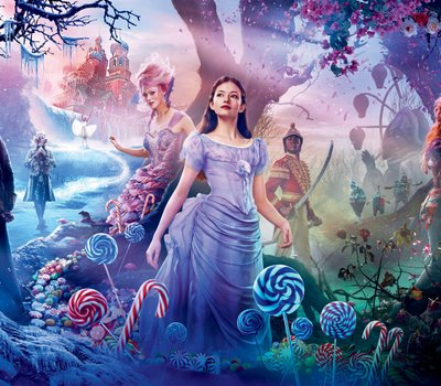 The Nutcracker and the Four Realms online