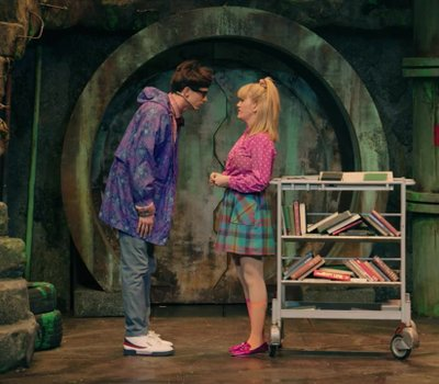 The Toxic Avenger: The Musical online