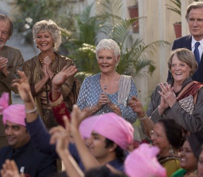 The Best Exotic Marigold Hotel online