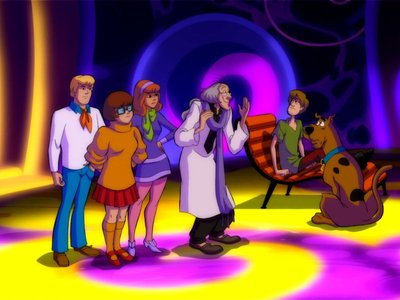 watch Scooby-Doo! Legend of the Phantosaur streaming