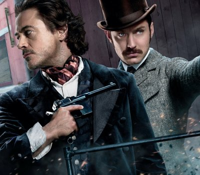 Sherlock Holmes: A Game of Shadows online