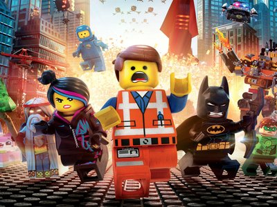 watch The Lego Movie streaming