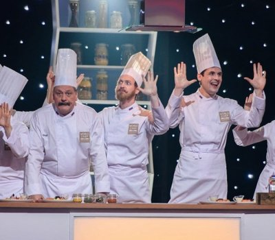 The Kitchen: World Chef Battle online