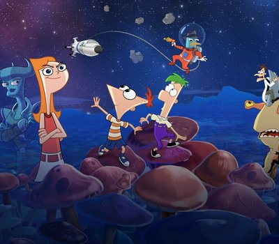 Phineas and Ferb The Movie: Candace Against the Universe online