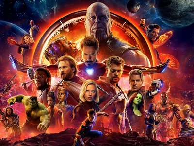 watch Avengers: Infinity War streaming