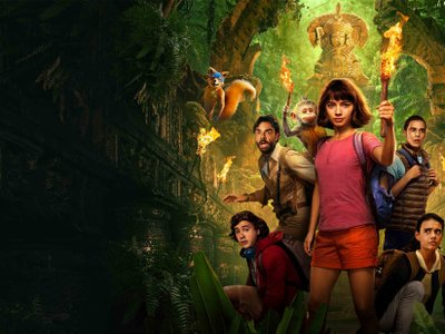 watch Dora and the Lost City of Gold streaming