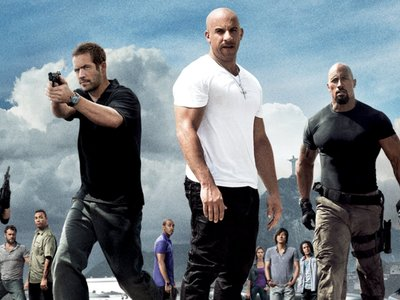 watch Fast Five streaming