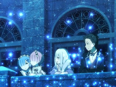 watch Re:ZERO -Starting Life in Another World- Memory Snow streaming
