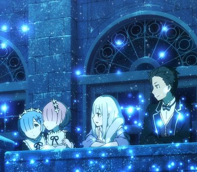 Re:ZERO -Starting Life in Another World- Memory Snow online