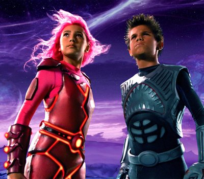 The Adventures of Sharkboy and Lavagirl online