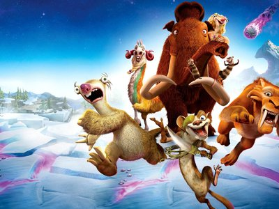 watch Ice Age: Collision Course streaming