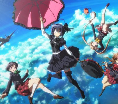 Love, Chunibyo & Other Delusions! Take On Me online