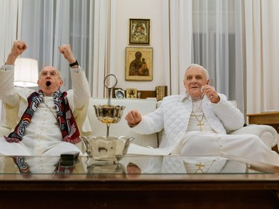 watch The Two Popes streaming