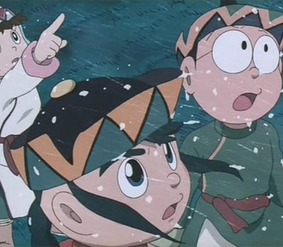 Doraemon: Nobita and the Windmasters online