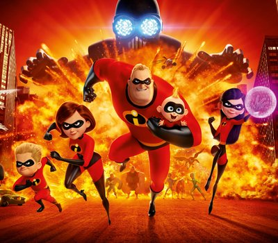 Incredibles 2 online