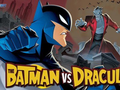 watch The Batman vs. Dracula streaming