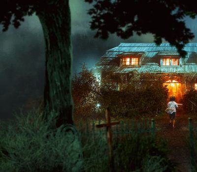 The Scary House online