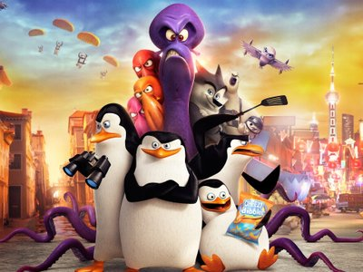 watch Penguins of Madagascar streaming