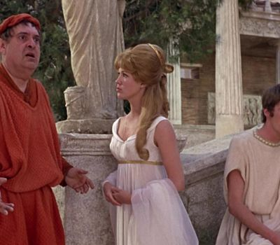 A Funny Thing Happened on the Way to the Forum online