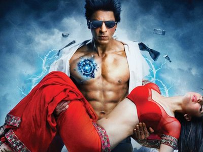 watch Ra.One streaming