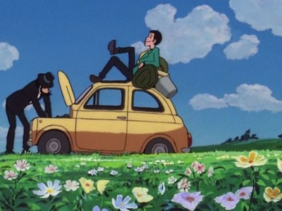 watch Lupin the Third: The Castle of Cagliostro streaming