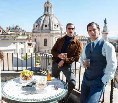 The Man from U.N.C.L.E. online