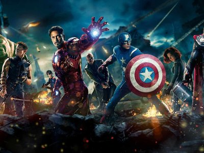 watch The Avengers streaming
